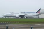 resocha747さんが、成田国際空港で撮影したエールフランス航空 777-328/ERの航空フォト(写真)