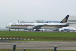 resocha747さんが、成田国際空港で撮影したシンガポール航空 777-312/ERの航空フォト(写真)