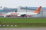 resocha747さんが、成田国際空港で撮影したチェジュ航空 737-85Fの航空フォト(写真)