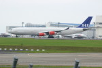 resocha747さんが、成田国際空港で撮影したスカンジナビア航空 A340-313Xの航空フォト(写真)
