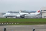 resocha747さんが、成田国際空港で撮影した日本航空 787-9の航空フォト(写真)