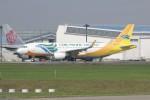 resocha747さんが、成田国際空港で撮影したセブパシフィック航空 A320-214の航空フォト(写真)