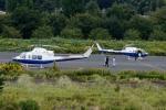 あきらっすさんが、調布飛行場で撮影した昭和リース AS350B3 Ecureuilの航空フォト(写真)