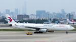 coolinsjpさんが、上海虹橋国際空港で撮影した中国東方航空 A330-343Xの航空フォト(写真)
