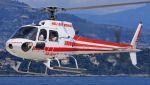 C.Hiranoさんが、モナコヘリポートで撮影したヘリ・エア・モナコ AS350B1 Ecureuilの航空フォト(写真)