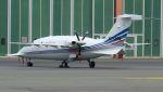 C.Hiranoさんが、ジェノヴァ・クリストフォロ・コロンボ空港で撮影したSFG AIRCRAFT INC P.180 Avantiの航空フォト(写真)