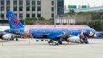 coolinsjpさんが、上海虹橋国際空港で撮影した中国東方航空 A320-232の航空フォト(写真)