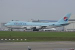 resocha747さんが、成田国際空港で撮影した大韓航空 747-4B5の航空フォト(写真)