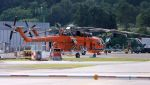 C.Hiranoさんが、Albenga Airport Italy / LIMGで撮影したErickson Air-Crane S-64E Skycraneの航空フォト(写真)