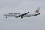resocha747さんが、成田国際空港で撮影した日本航空 767-346/ERの航空フォト(写真)