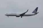 resocha747さんが、成田国際空港で撮影したユナイテッド航空 737-824の航空フォト(写真)
