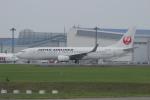resocha747さんが、成田国際空港で撮影した日本航空 737-846の航空フォト(写真)