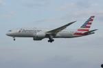 resocha747さんが、成田国際空港で撮影したアメリカン航空 787-8 Dreamlinerの航空フォト(写真)
