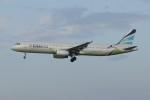 resocha747さんが、成田国際空港で撮影したエアプサン A321-231の航空フォト(写真)