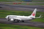 zero1さんが、羽田空港で撮影したJALエクスプレス 737-846の航空フォト(写真)