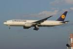 resocha747さんが、成田国際空港で撮影したルフトハンザ・カーゴ 777-FBTの航空フォト(写真)