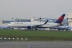 resocha747さんが、成田国際空港で撮影したデルタ航空 767-332/ERの航空フォト(写真)