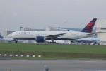 resocha747さんが、成田国際空港で撮影したデルタ航空 777-232/LRの航空フォト(写真)