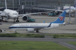 resocha747さんが、羽田空港で撮影した中国南方航空 737-71Bの航空フォト(写真)