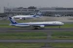 resocha747さんが、羽田空港で撮影した全日空 777-381の航空フォト(写真)