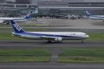 resocha747さんが、羽田空港で撮影した全日空 767-381/ERの航空フォト(写真)