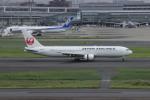 resocha747さんが、羽田空港で撮影した日本航空 767-346の航空フォト(写真)