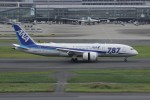 resocha747さんが、羽田空港で撮影した全日空 787-8 Dreamlinerの航空フォト(写真)