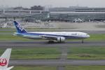 resocha747さんが、羽田空港で撮影した全日空 777-281/ERの航空フォト(写真)
