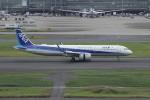 resocha747さんが、羽田空港で撮影した全日空 A321-272Nの航空フォト(写真)