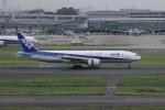 resocha747さんが、羽田空港で撮影した全日空 777-281の航空フォト(写真)