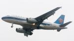 coolinsjpさんが、北京首都国際空港で撮影した中国南方航空 A319-132の航空フォト(写真)