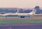 takamaruさんが、名古屋飛行場で撮影したウズベキスタン航空 Il-62Mの航空フォト(写真)
