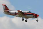 banshee02さんが、厚木飛行場で撮影した海上自衛隊 TC-90 King Air (C90)の航空フォト(写真)