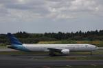 hiroki-JA8674さんが、成田国際空港で撮影したガルーダ・インドネシア航空 777-3U3/ERの航空フォト(写真)