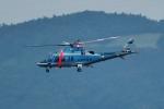 ヒロジーさんが、広島空港で撮影した広島県警察 A109E Powerの航空フォト(写真)