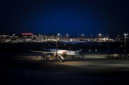 bakurochoさんが、羽田空港で撮影したルフトハンザドイツ航空 A340-642Xの航空フォト(写真)