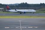 ☆ライダーさんが、成田国際空港で撮影したデルタ航空 767-332/ERの航空フォト(写真)