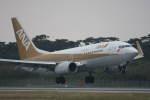 プルシアンブルーさんが、下地島空港で撮影した全日空 737-781の航空フォト(写真)