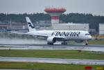 mojioさんが、成田国際空港で撮影したフィンエアー A350-941XWBの航空フォト(写真)