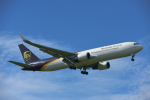 こむぎさんが、成田国際空港で撮影したUPS航空 767-34AF/ERの航空フォト(写真)