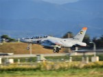 おっつんさんが、小松空港で撮影した航空自衛隊 T-4の航空フォト(写真)