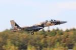 VIPERさんが、千歳基地で撮影した航空自衛隊 F-15DJ Eagleの航空フォト(写真)