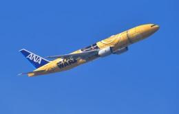 kamerajiijiさんが、羽田空港で撮影した全日空 777-281/ERの航空フォト(写真)