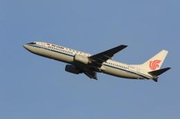 VIPERさんが、新千歳空港で撮影した中国国際航空 737-86Nの航空フォト(写真)
