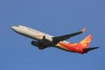 VIPERさんが、新千歳空港で撮影した海南航空 737-84Pの航空フォト(写真)