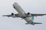 Koenig117さんが、関西国際空港で撮影したエアソウル A321-231の航空フォト(写真)
