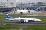 zero1さんが、羽田空港で撮影した全日空 787-9の航空フォト(写真)