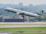 こじゆきさんが、金浦国際空港で撮影したエバー航空 A321-211の航空フォト(写真)