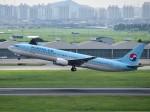 こじゆきさんが、金浦国際空港で撮影した大韓航空 737-9B5の航空フォト(写真)