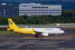 dragonflyさんが、新千歳空港で撮影したバニラエア A320-216の航空フォト(写真)
